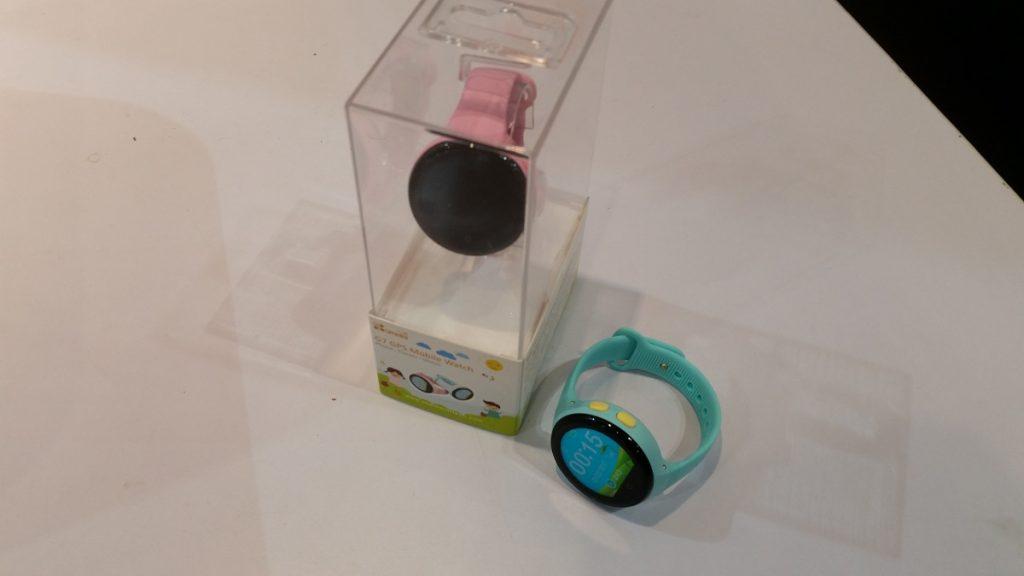 Relógio GPS para criança
